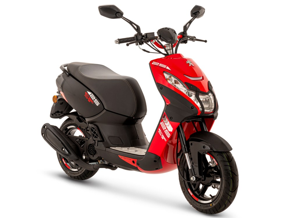 "Streetzone 50i 2T Naked 12"" - Flat6 Red"