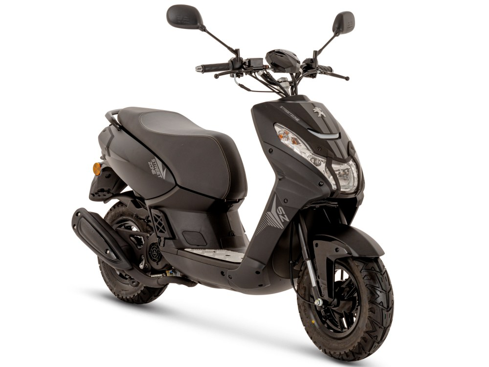 "Streetzone 50i 2T Naked 12"" - Mad Black"